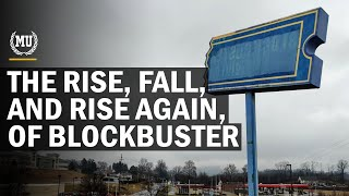 The Rise and Fall of Blockbuster | What Happened to Blockbuster? | Last Blackbuster