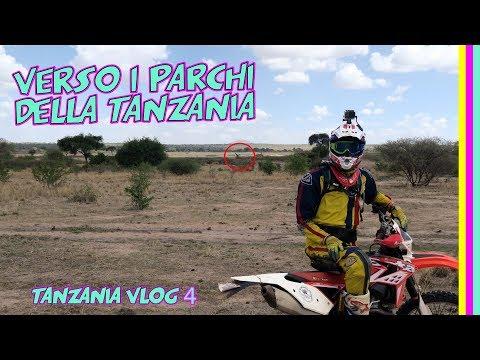VERSO I PARCHI I Tanzania Vlog 4