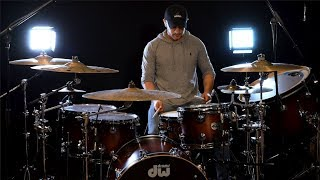 Gambar cover When The Fight Calls (Live) - Hillsong Young & Free (Drum Cover)