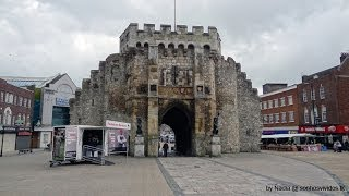 Southampton - Old Town Walk (with Ruby Princess)