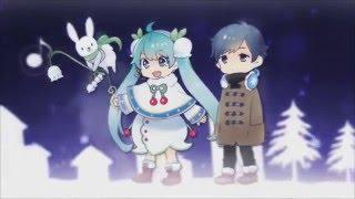 【Rei】Hatsune Miku - Snow Fairy Story / 40mP 【Cover】
