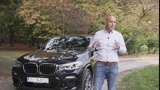 BMW X4 - testirao Mato Pavličević