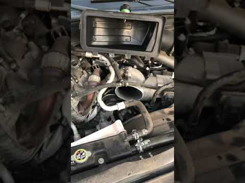 Ford 6 7l Vacuum Pump Quick Fix For Oil Leak