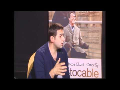 Entrevista a el director de 'Intocable' Olivier Nakache.