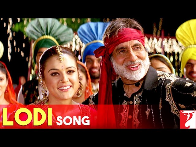 Lodi  - Song - Veer-Zaara Travel Video
