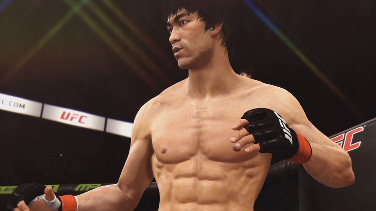 Bruce Lee Video