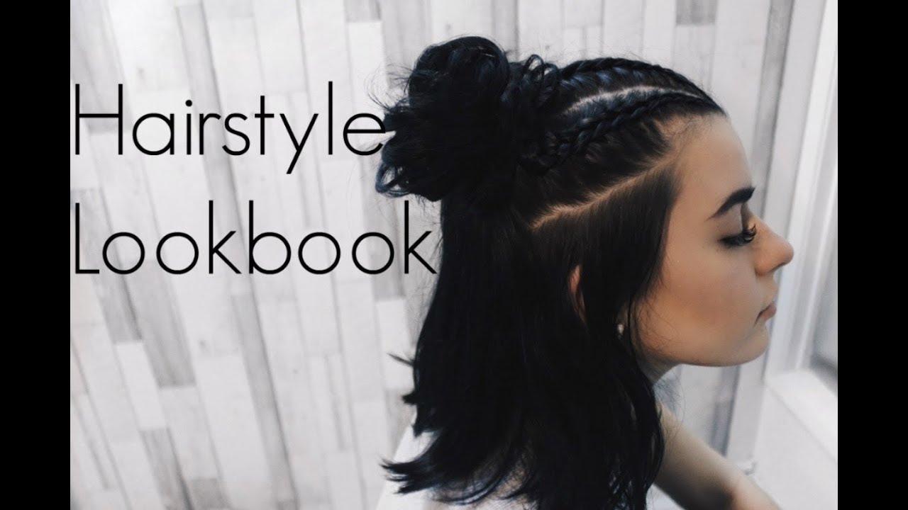 Hairstyle Lookbook Youtube