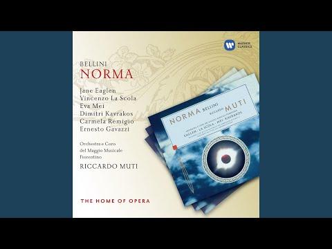 Norma, ACT 1, Scene 1: Introduction (Orchestra) ... Ite sul colle (Oroveso/Coro)