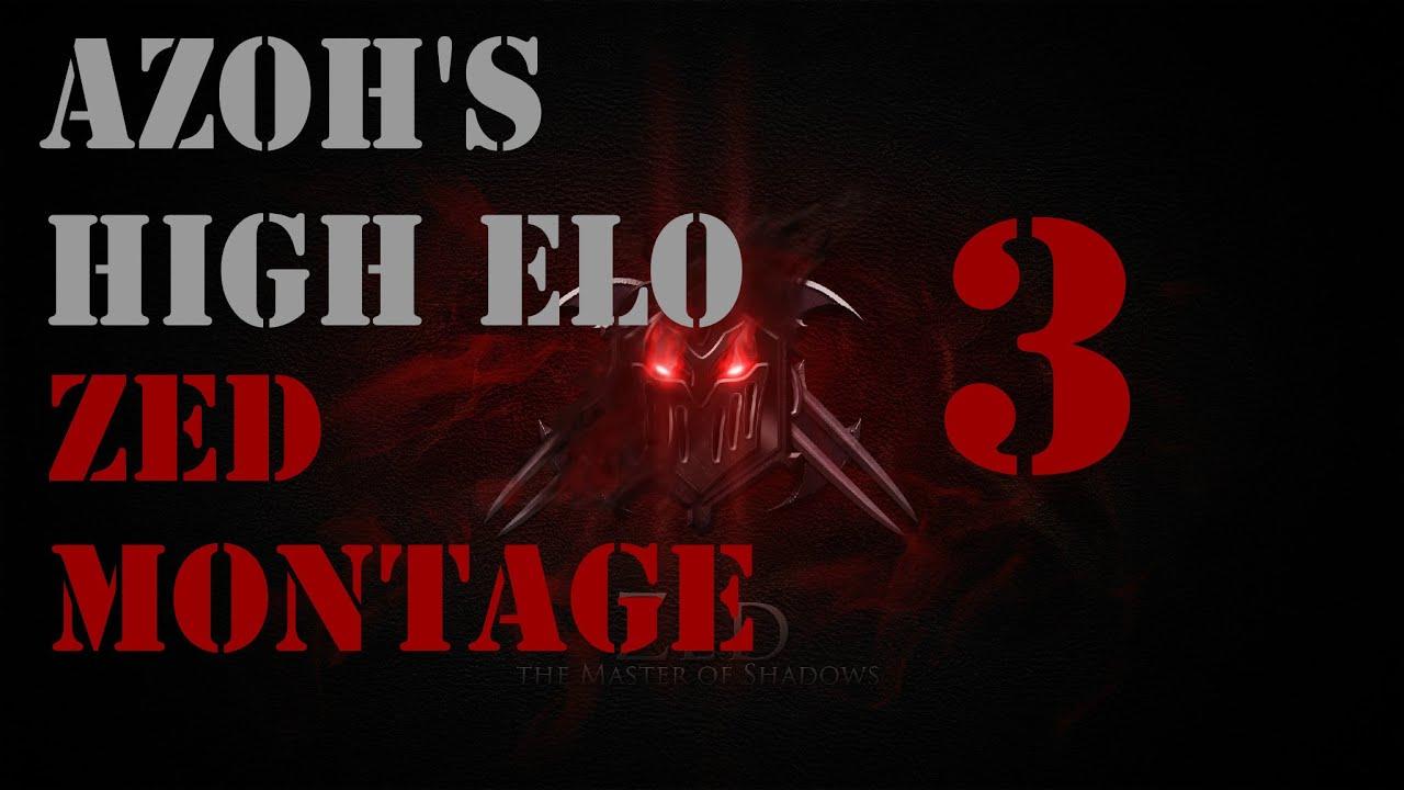 Tuyển tập Zed siêu ảo diệu của Azoh