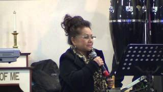 "2013 KCA CHRISTMAS CELEBRATION - ""Silent Night"" by Ms. Seng Botum (In Khmer)"