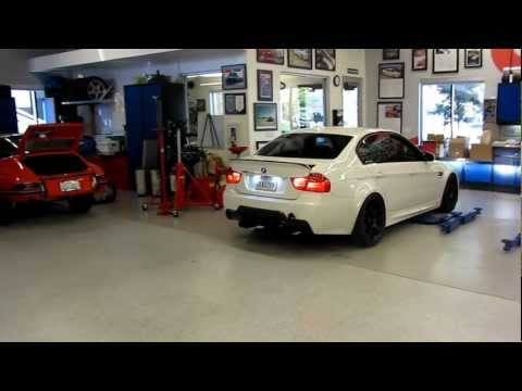 High Perfomance Exhaust San Jose - Borelli Motor Sports Presents E90 BMW M3 with Innotech F1 exhaust