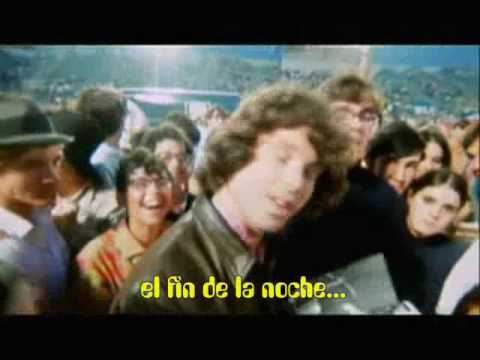The Doors - End Of The Night (subtítulado en español)