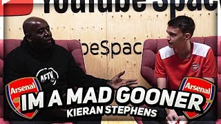 I'm A Mad Gooner!!! | For The Fans. Feature where ordinary fans get...