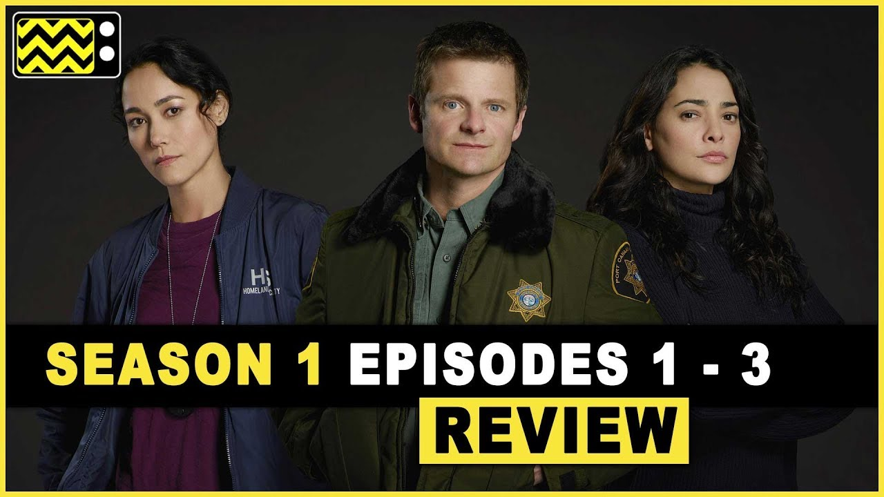 Download The Crossing Season 1 Episodes 1- 3 Review & Reaction   AfterBuzz TV