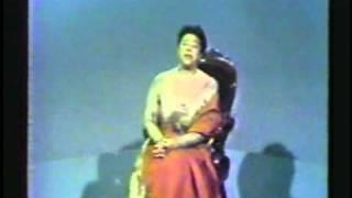 The wonderful Mabel Mercer