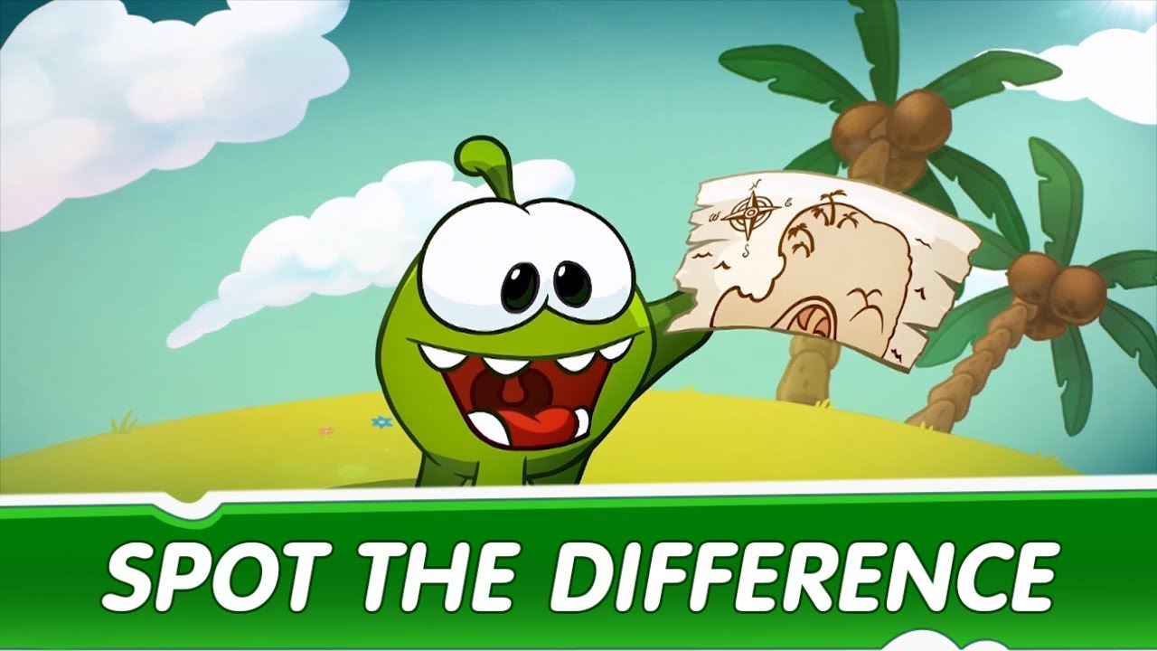 spot the difference ep 29 om nom stories pirate ship youtube