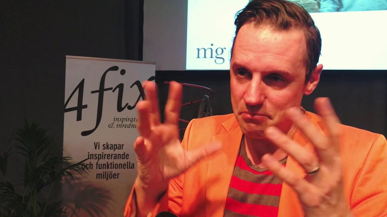 Stefan Odelberg @ Marknadsföreningens dag 2018