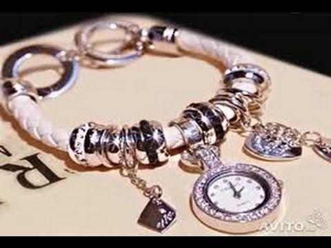 Часы-браслеты своими руками купить