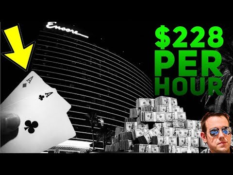 How to make $228 PER HOUR Playing Poker!
