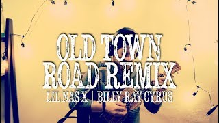 LIL NAS X - 'Old Town Road - Remix' | Loop Cover by Luke James Shaffer Resimi
