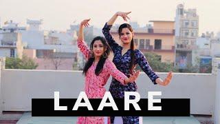 LAARE : Maninder Buttar |Wedding Dance Cover | B Praak | Jaani| Muskan Kalra ft. Kanishka Talent Hub