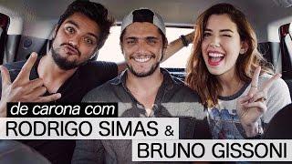 #decarona Rodrigo Simas E Bruno Gissoni/ Pegação & Fãs, Competição Entre Irmãos, Curiosidades E Mais