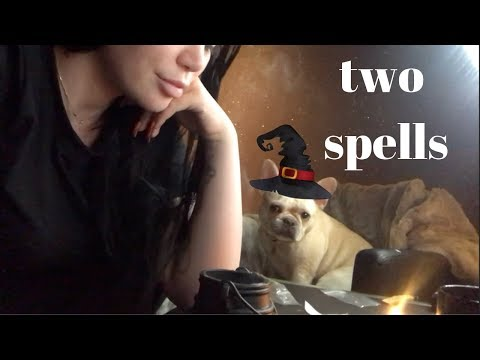 Im a witch,  Let's cast a money making spell