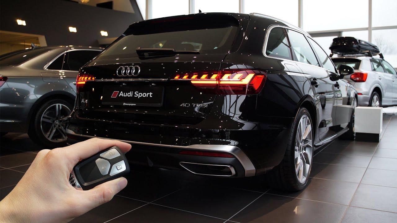 Audi A4 Avant 40 TFSI
