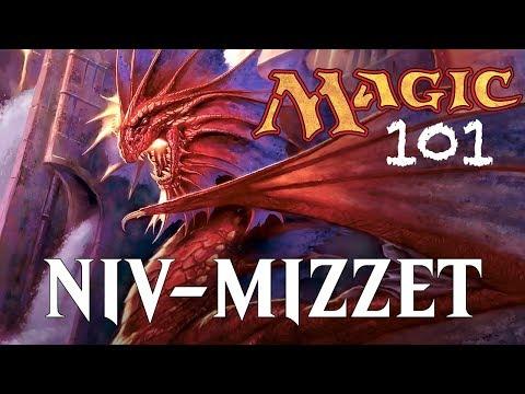 MTG 101: Niv-Mizzet - Magic: The Gathering Lore