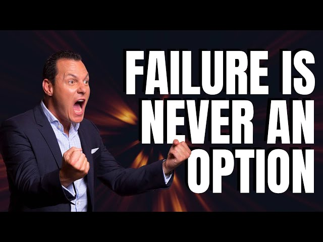 NEVER, EVER GIVE UP! -  Powerful Business and Sales Motivational Video