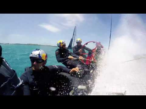 America's Cup: Get To Know Oracle Team's Jimmy Spithill