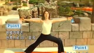 Korean Celebrity Yoga Diet