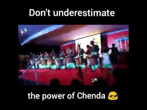 chenda melam fusion - AR Rahman Song ReMix | Incredible India- kerala chenda melam