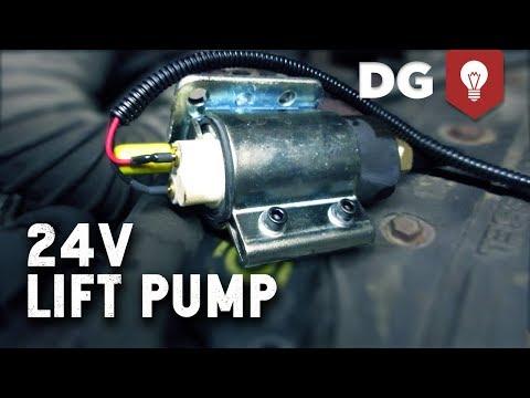 Electric Fuel Pump K4035 For 1998-2002 Dodge Ram 2500 Ram 3500 Pickup 5.9L L6