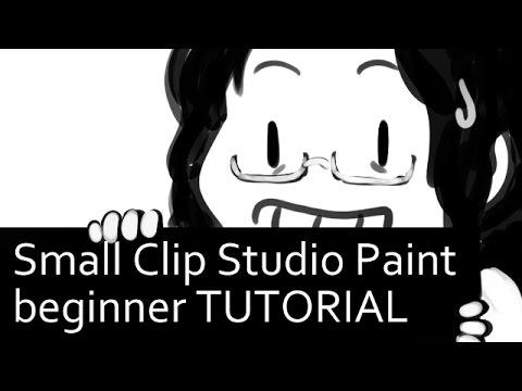 Clip Studio Paint - Small animation beginner Tutorial