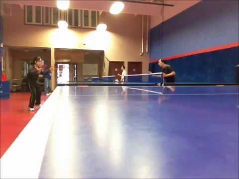 People's Table Tennis Club Calgary (Pearl Twinkle Manongdo-Hunt)