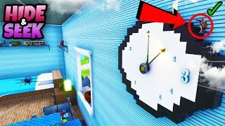MINI Hide and Seek!! | Fortnite Creative Mini-game (Nederlands)