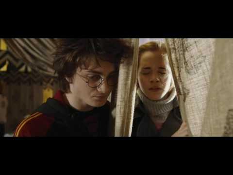 Гарри Поттер и Кубок огня. Гарри и Гермиону застукали