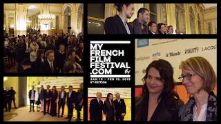 The official launch of MyFrenchFilmFestival's 8th edition! / La soirée de lancement de la 8e  [...]