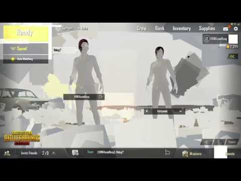 FIX CRASH WHITE SCREEN DISPLAY PUBGMOBILE on iphone5s ??