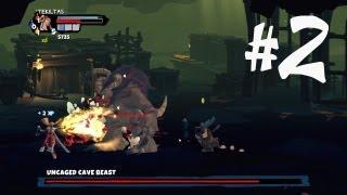 Sacred Citadel Gameplay Walkthrough Act 1 - Part 2 The Mine (HD)