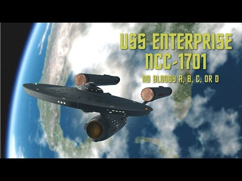 USS Enterprise NCC-1701 | No bloody A, B, C, or D | Star Trek Online