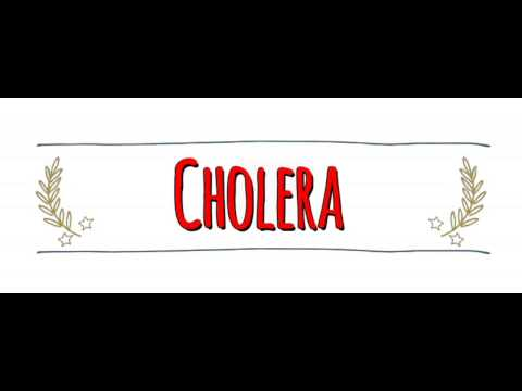 American vs Australian Accent: How to Pronounce CHOLERA in an Australian or American Accent