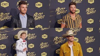 2018 CMT Music Awards Backstage Pass - Kane Brown, Backstreet Boys, Dan + Shay & More!