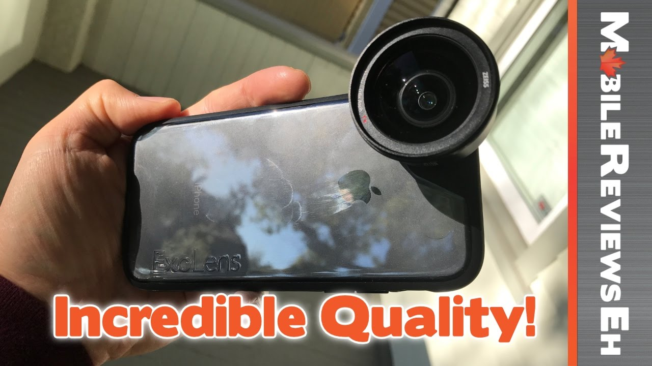 The Image Quality Is Stunning Exolens Pro Iphone 7 Review Youtube