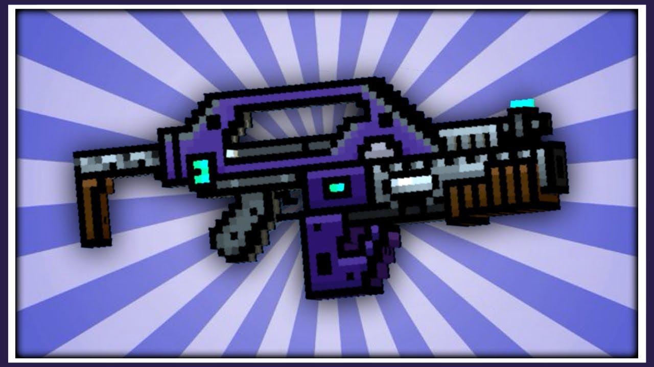 pixel gun 3d invader review youtube