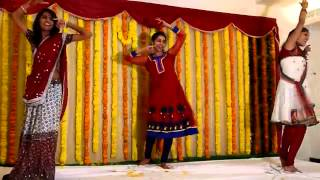 Best Ever Girl's Side Dance Performance !! Bollywood Indian Wedding !!