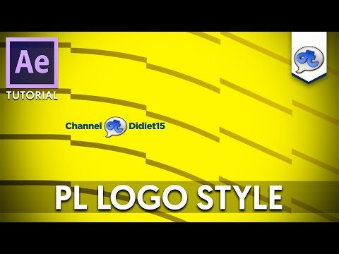 Adobe After Effects | TUTORIAL #79 : PL LOGO STYLE (Bahasa Indonesia) thumbnail