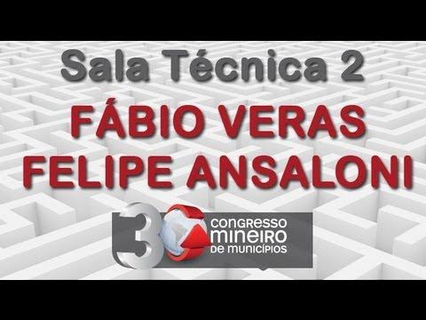 SALA TÉCNICA 2 - FÁBIO VERAS / FELIPE ANSALONI