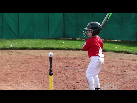 Learning How To Play Tee Ball | Little League